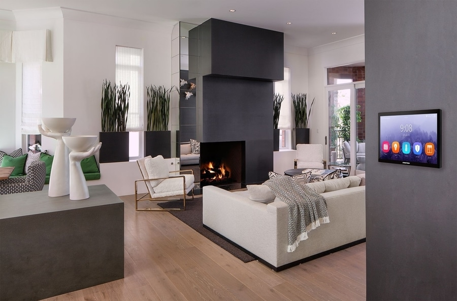 How a Crestron Dealer Adds Luxury & Convenience to New & Existing Homes